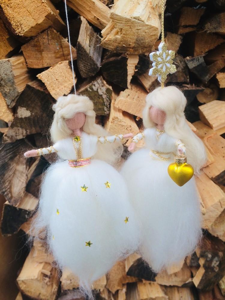 Sterntaler und Weihnachtsfee
