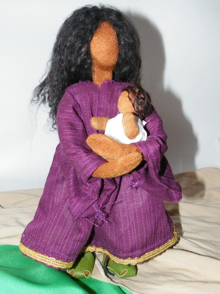 Maria mit dem Jesus Baby