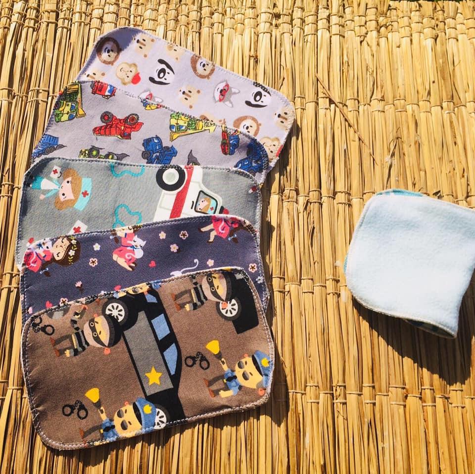 Feuchttücher, Skipbox Tücher ca 19 x 11 cm
