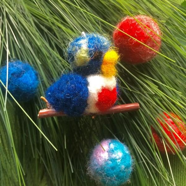 Thumbnail for blauer vogel