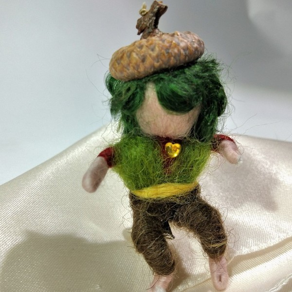Thumbnail for Kleiner Elf zum Anklipsen
