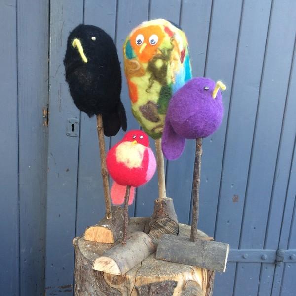 Thumbnail for Ziemlich verrückte Vögel