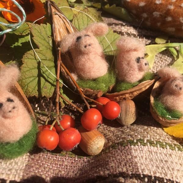 Thumbnail for Die drei kleinen Schweinchen