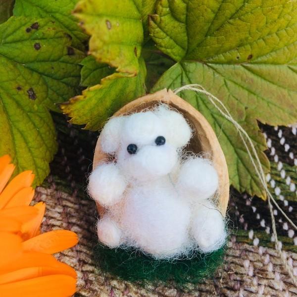 Thumbnail for weißer Teddybär